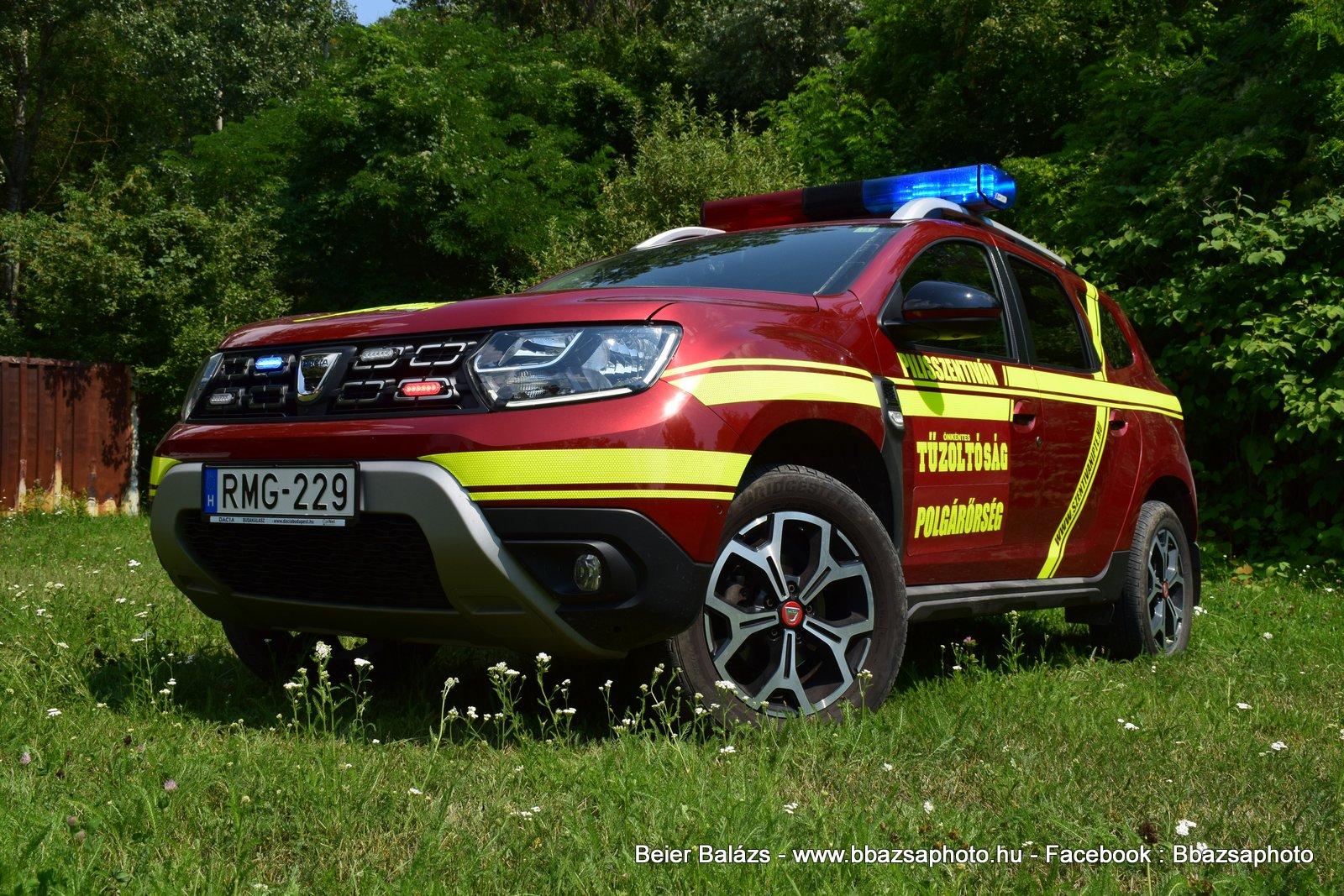 Dacia Duster III – Pilisszentiván ÖTE