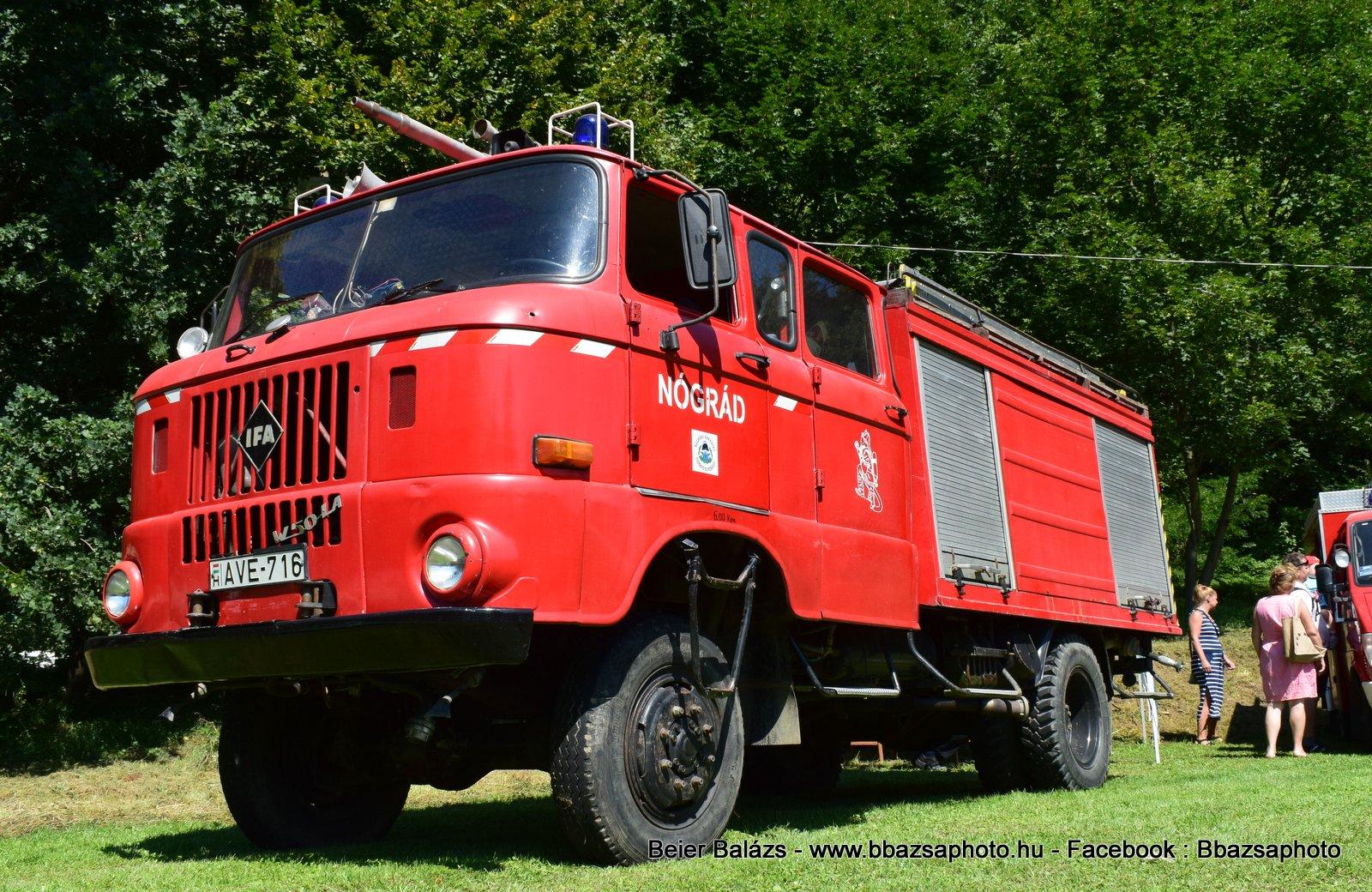 IFA W50 – Nográd ÖTE