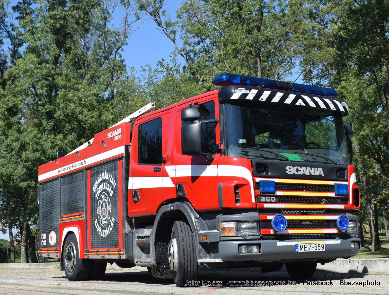 Scania 280 – Kisújszállás ÖTP