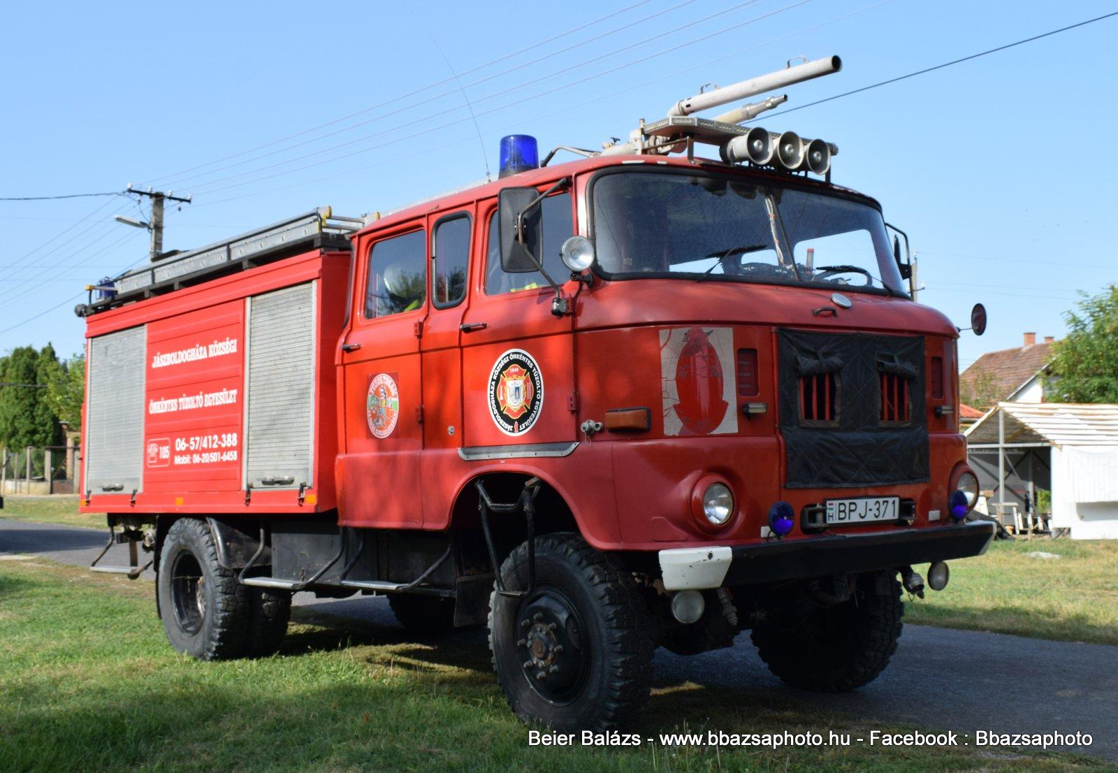 IFA W50 – Jászboldogháza ÖTE