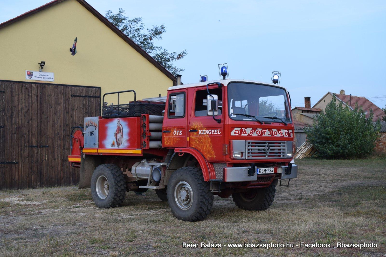 Renault 85 150 TI – Kengyel ÖTE