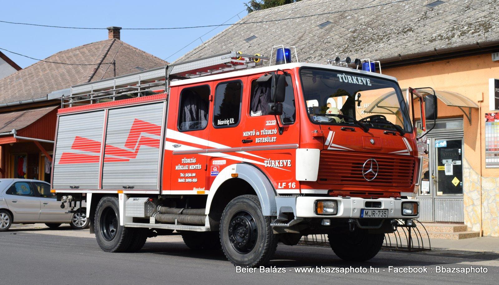 Mercedes 1019 – Túrkeve ÖTE