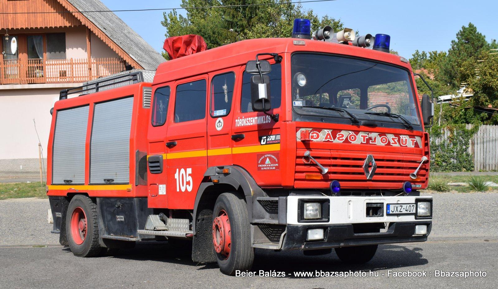 Renault G210 Sides – Törökszentmiklós ÖTP