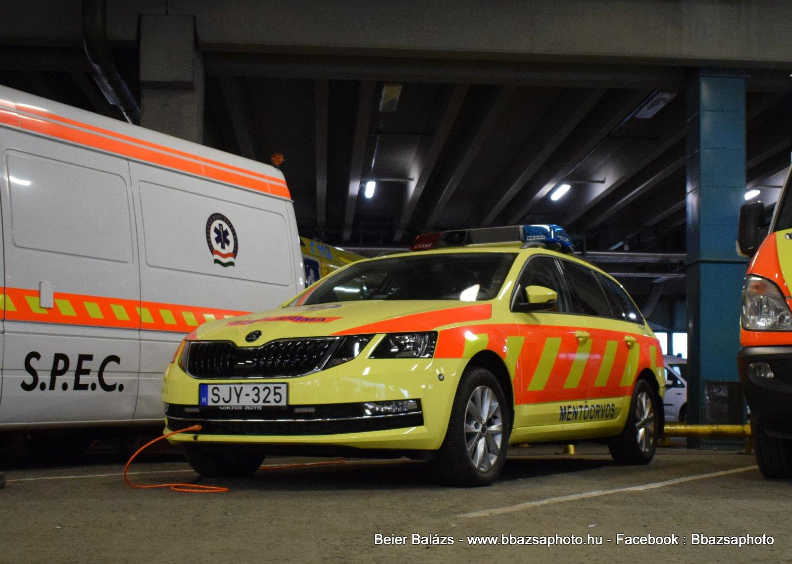 Skoda Octavia III facelift – Soproni MOK Hella