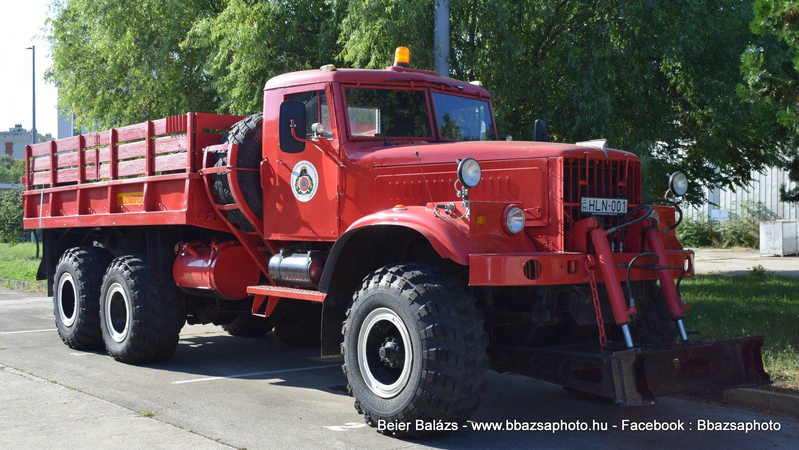 KRAZ 255v – OKF