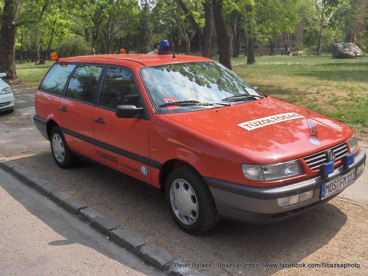 Volkswagen Passat – német frsz