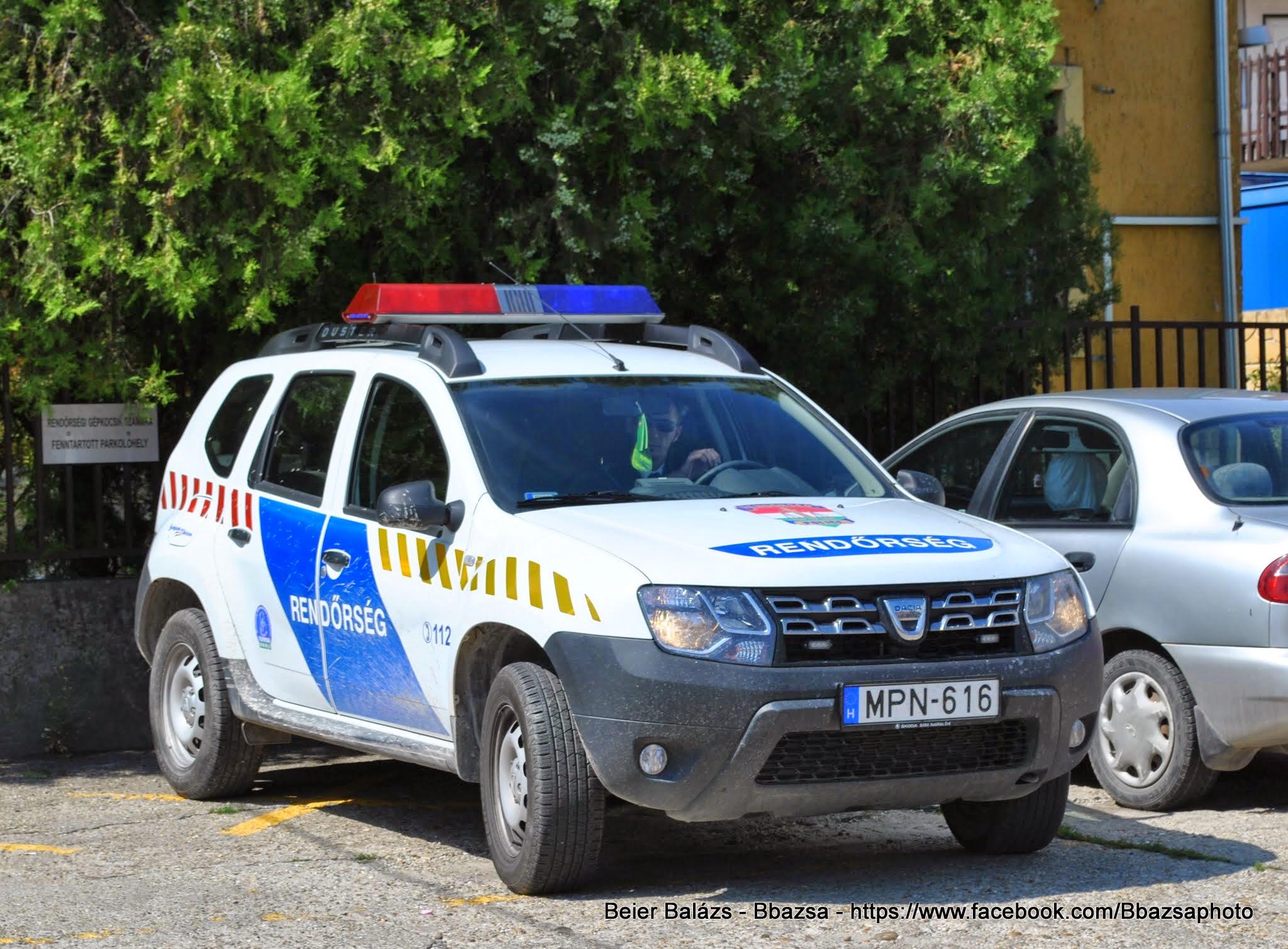 Dacia Duster II – Code3