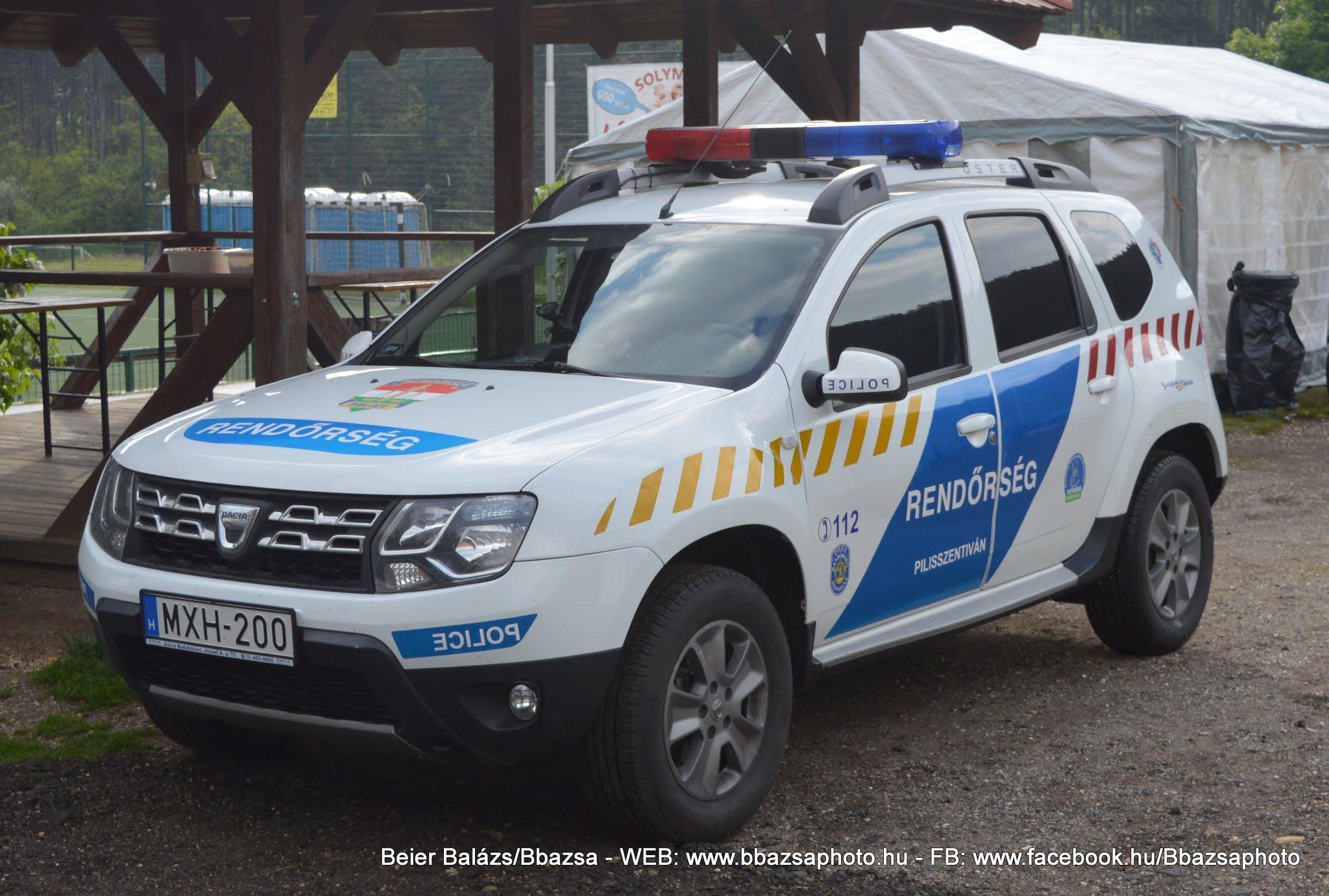 Dacia Duster – Pilisszentiván