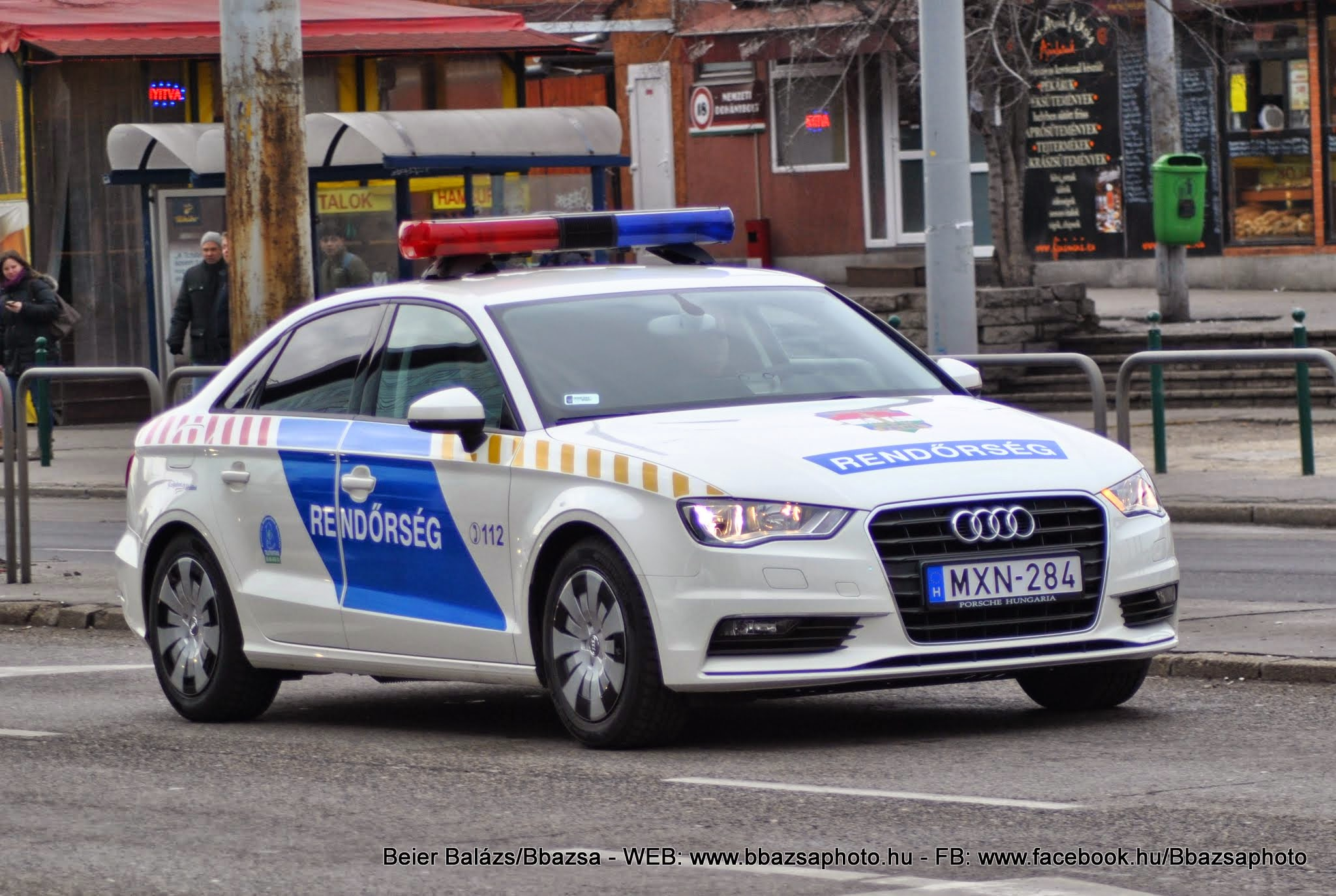 Audi A3 – Federal