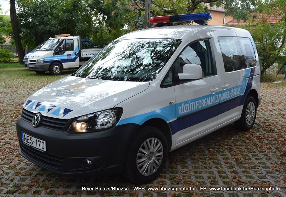 Volkswagen Caddy – FÖRI