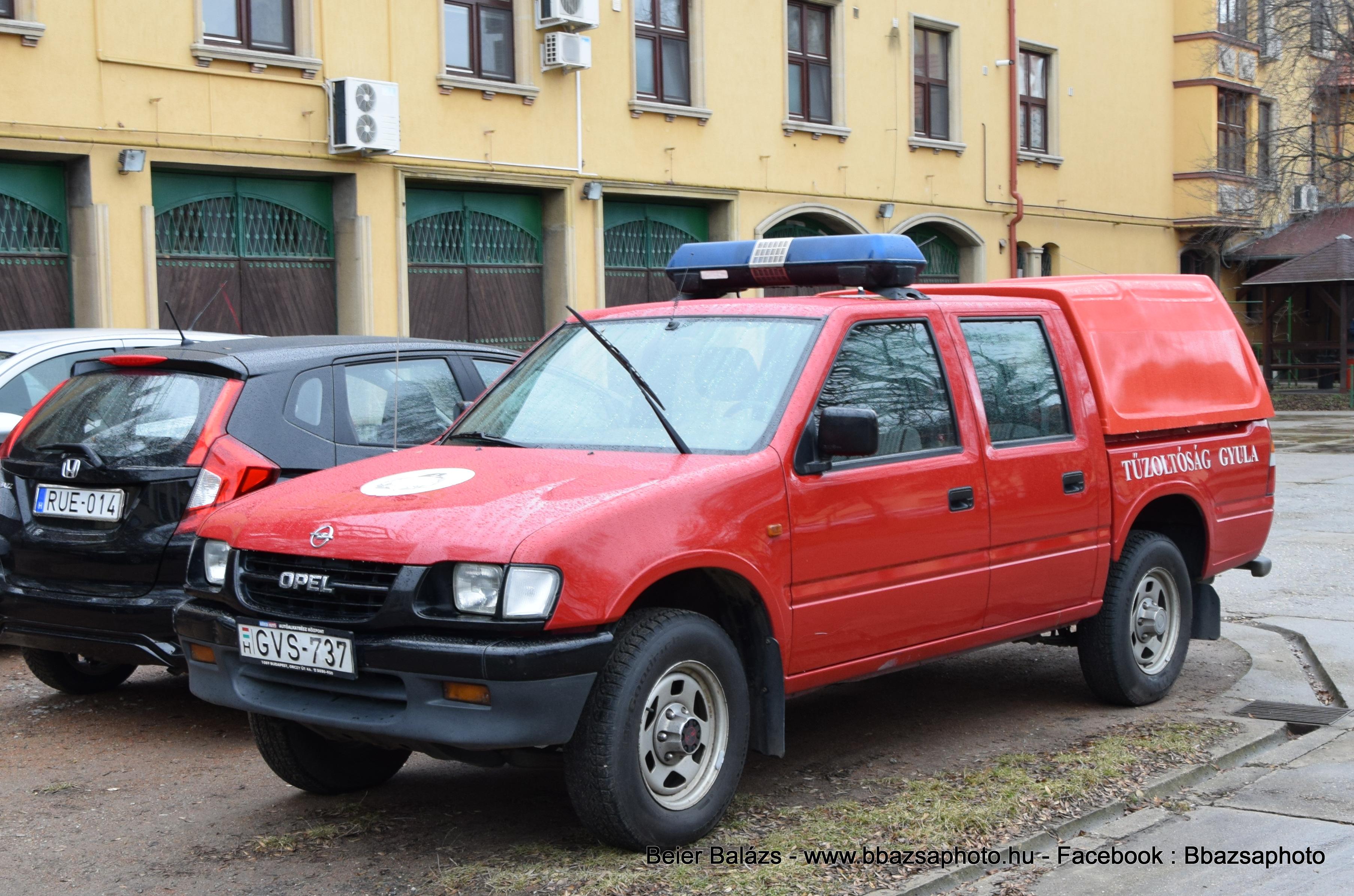 Opel Campo – Békéscsaba / Gyula