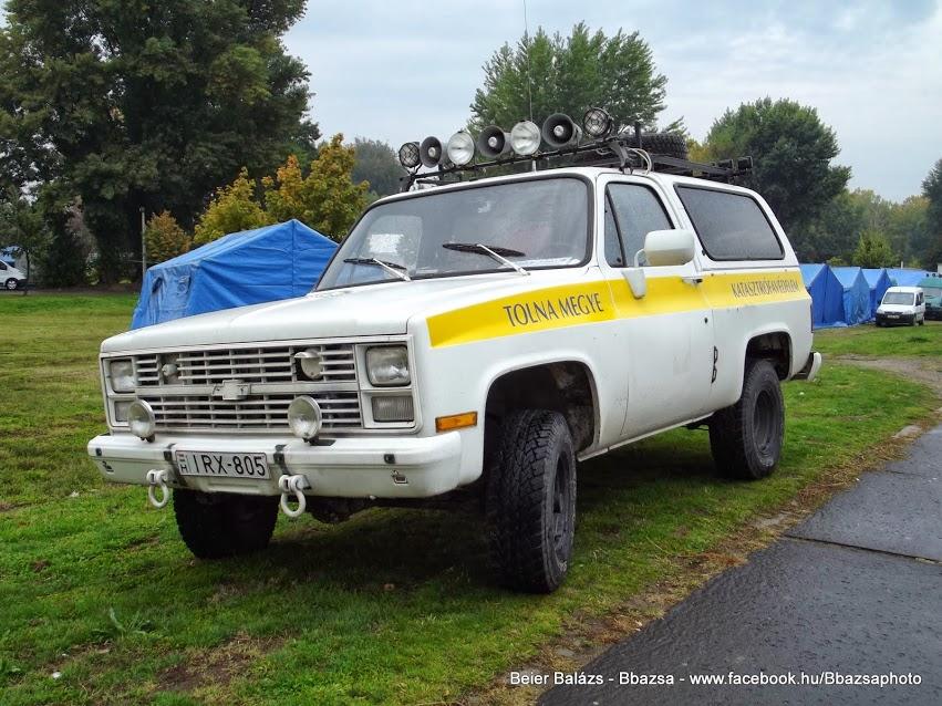Chevrolet Blazer – több féle