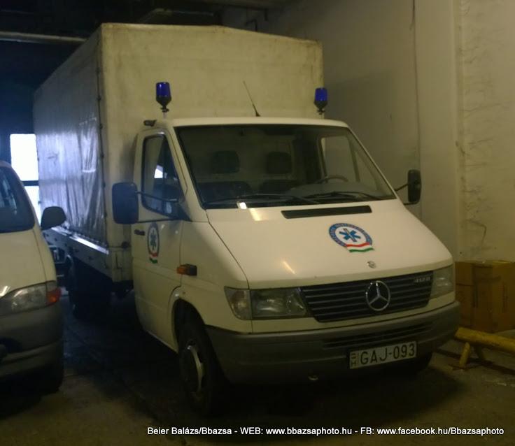 Mercedes Sprinter – K teher