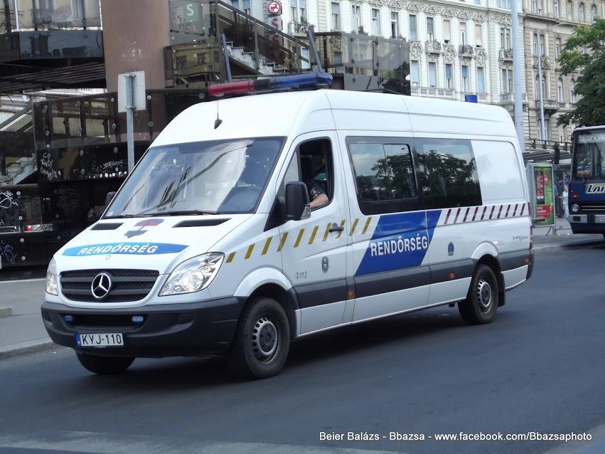 Mercedes Sprinter 311