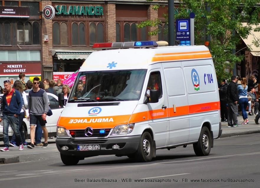 Mercedes Sprinter – CODE3