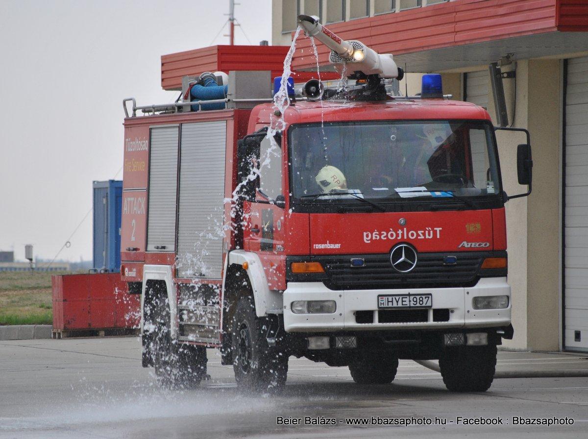 Mercedes Atego Attack 1 – 2