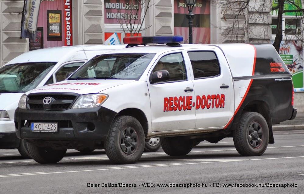 Toyota Hilux – Rescue Doktor