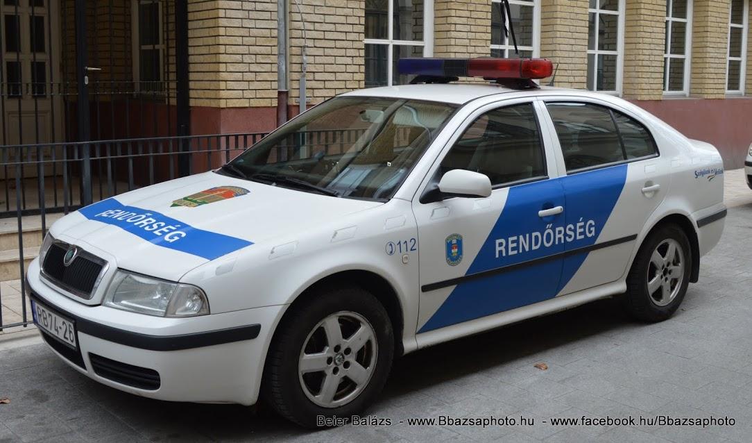 Skoda Octavia Federal RB