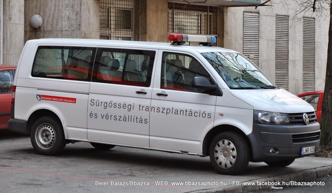 Volkswagen Transporter T5 – OVSZ