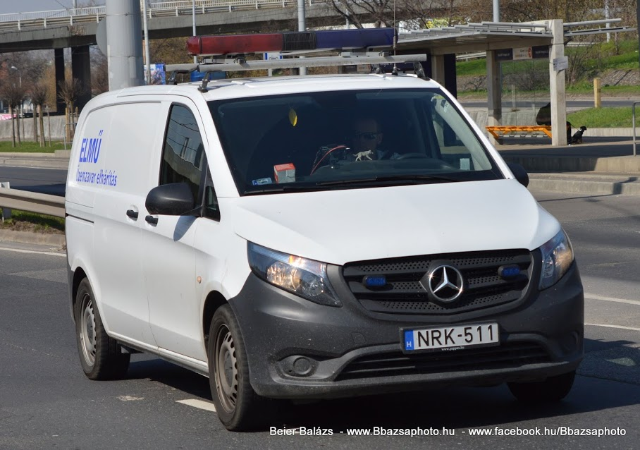 Mercedes-Benz Vito 114 Bluetec 4×4 – ELMŰ