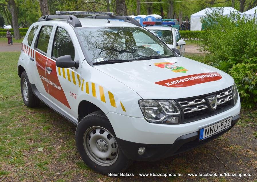 Dacia Duster – LED híd NWU-522