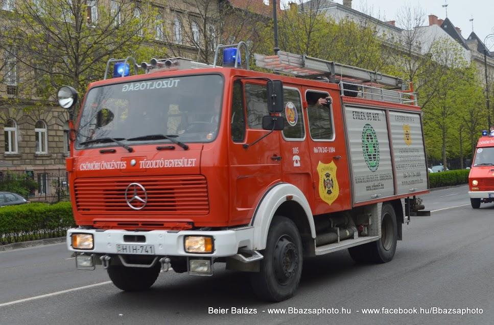 Mercedes 1019 METZ