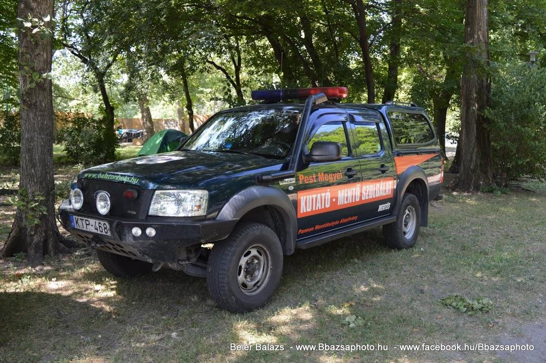 Ford Ranger – Pest megyei kutató