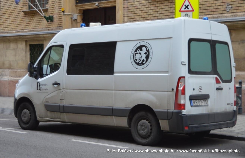 Opel Movano – címeres verzió