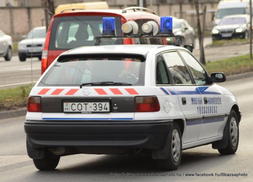 Opel Astra F – Tűzszerész
