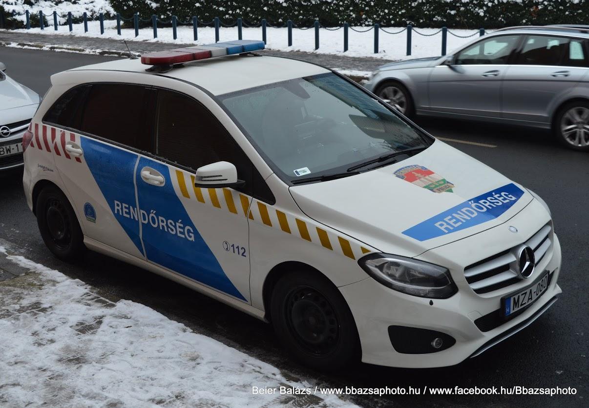 Mercedes-Benz B220 CDI 4Matic – MZA-080 proba