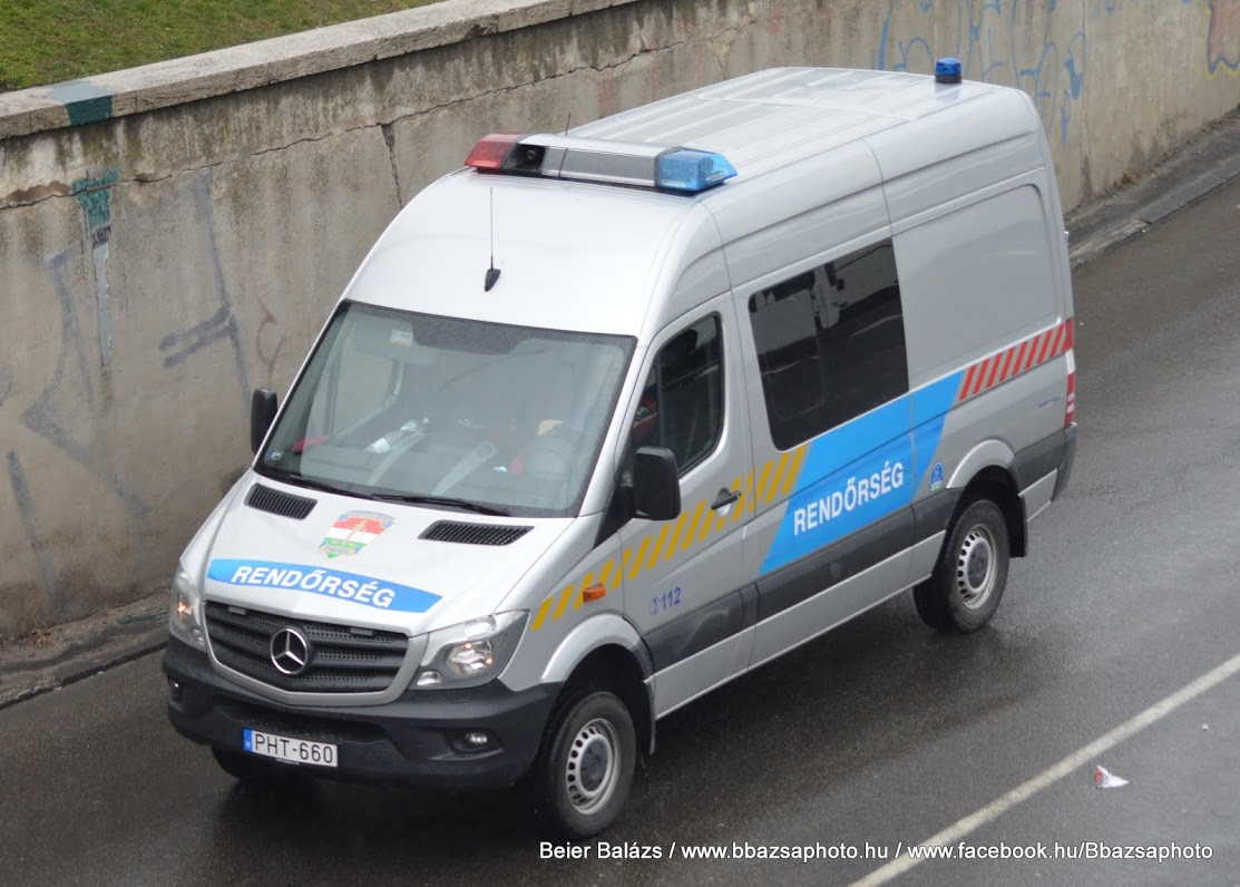 Mercedes-Benz Sprinter II facelift 316CDI 4×4 – KR Hella