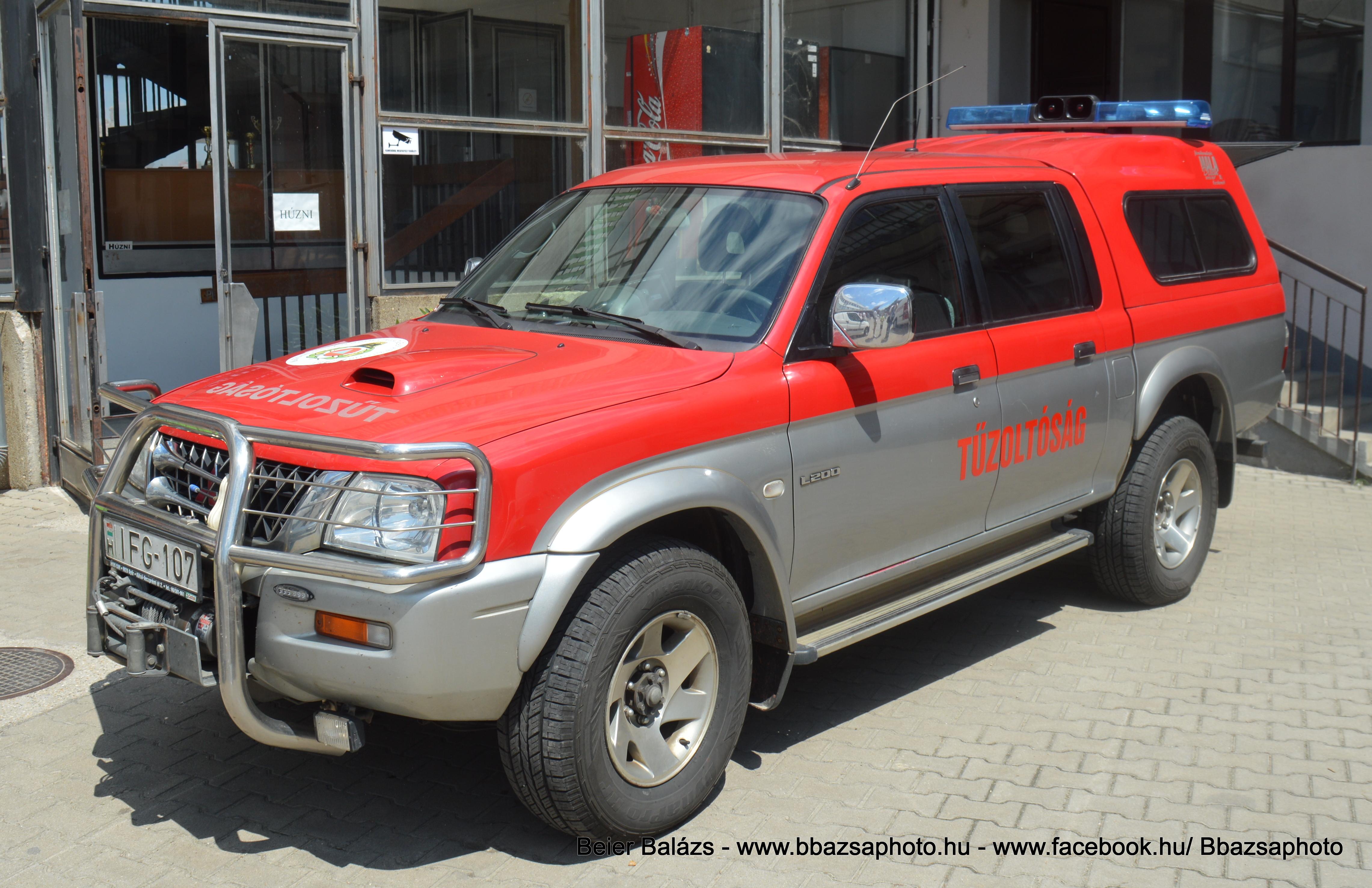 Mitsubishi L200 – Győr