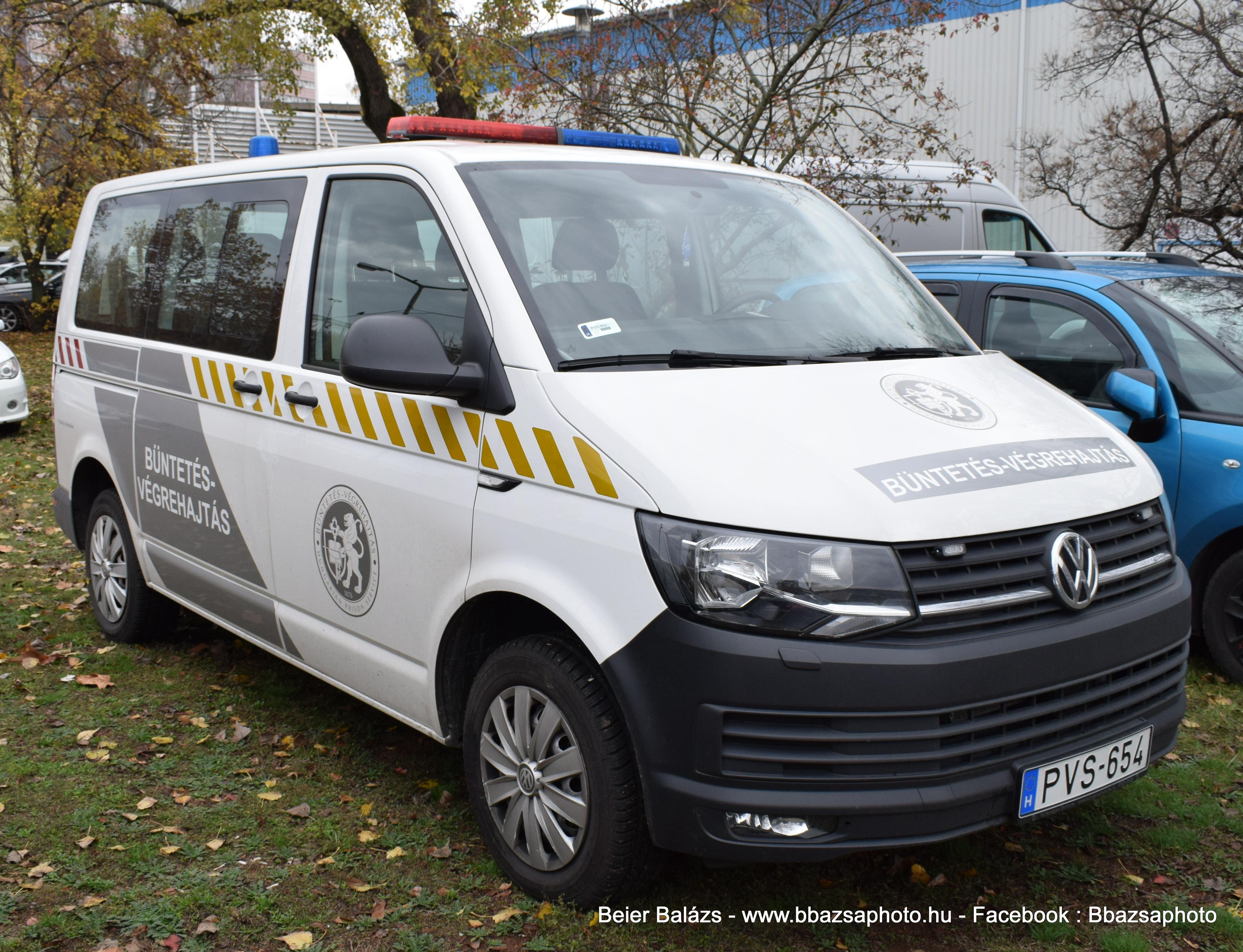 Volkswagen T6 – fehér BV