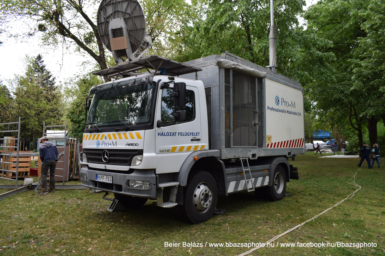 Mercedes Atego 1016 – PRO M