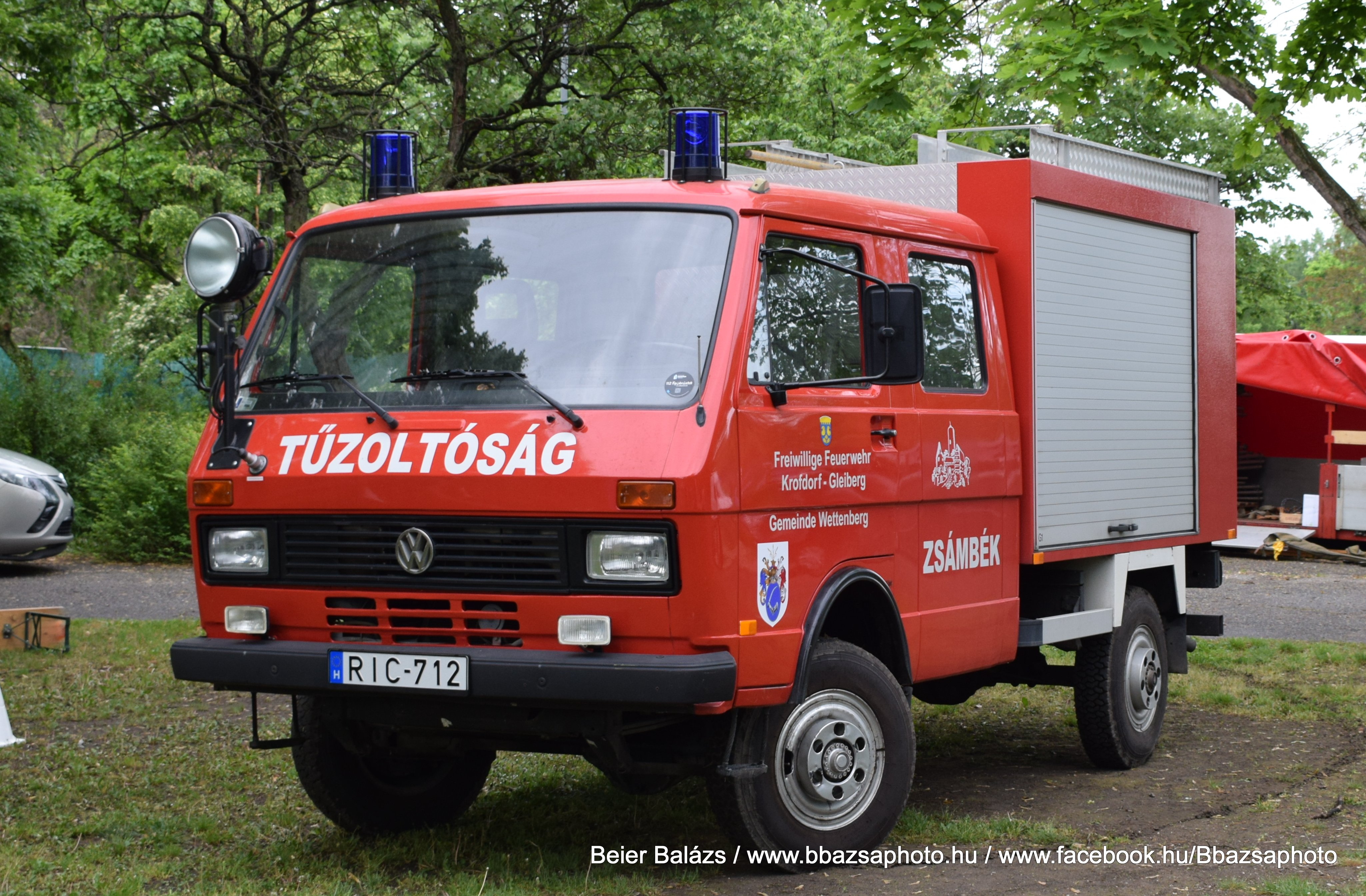 Volkswagen LT – Zsámbék ÖTE