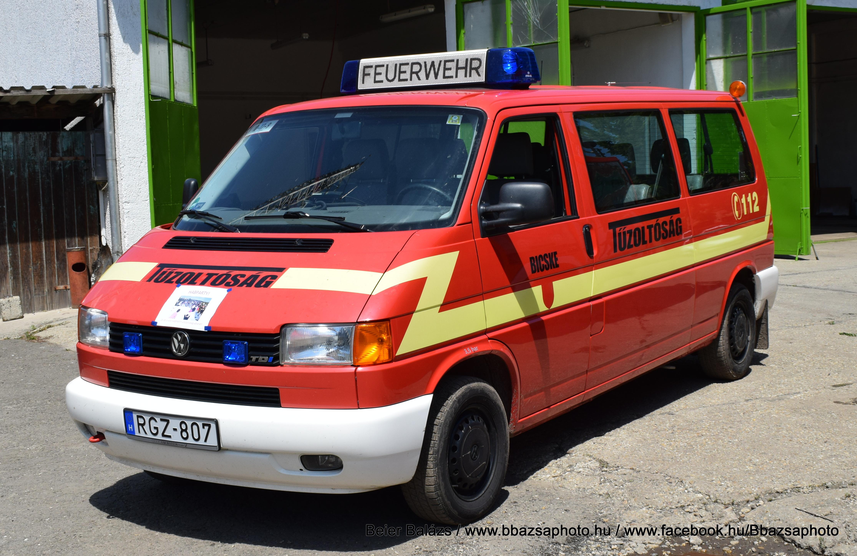 Volkswagen Transporter T4 – Bicske ÖTP