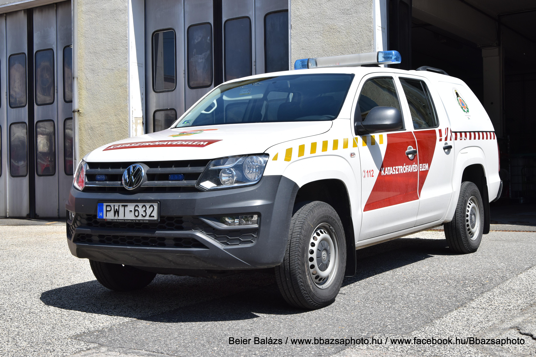 Volkswagen Amarok – KMSZ