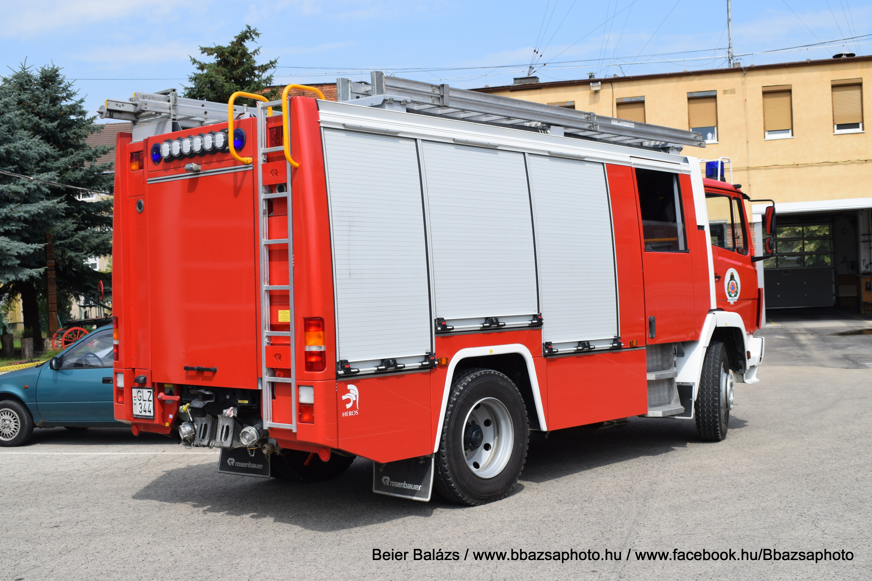 Mercedes 1124 Rosenbauer / BM Heros
