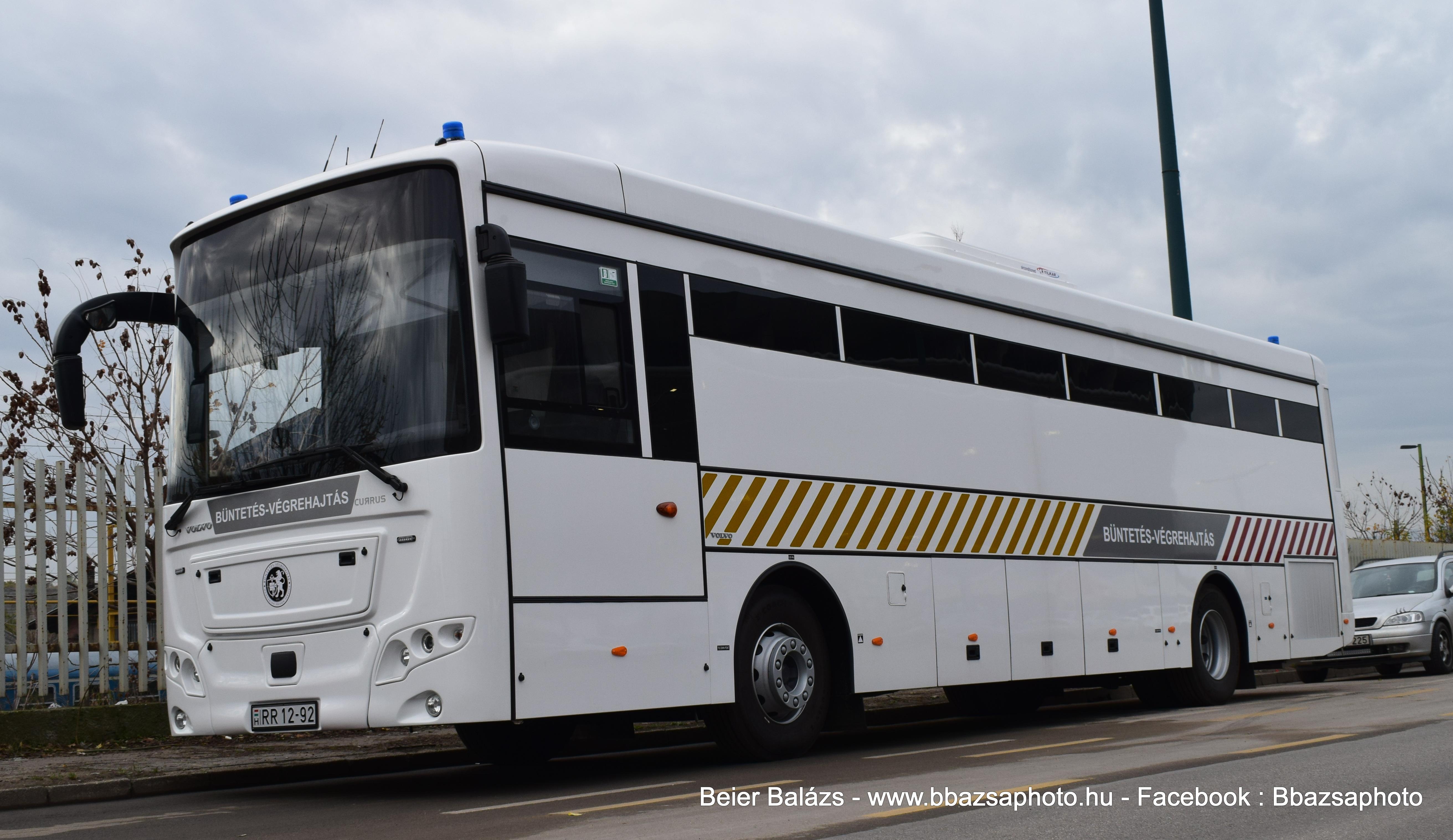 Volvo Currus Aries – BV rabszállító