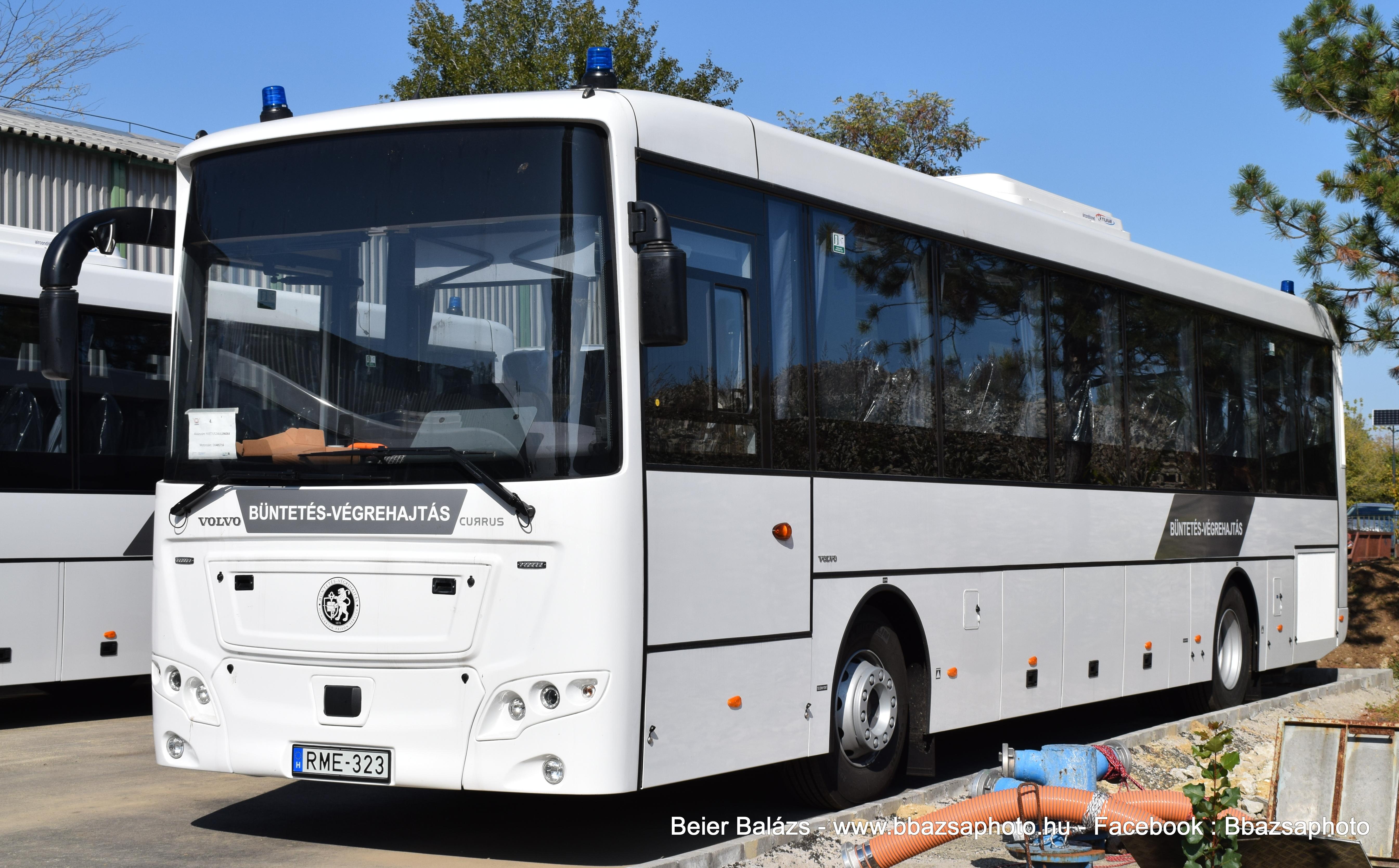 Volvo Currus Aries – BV – csapat