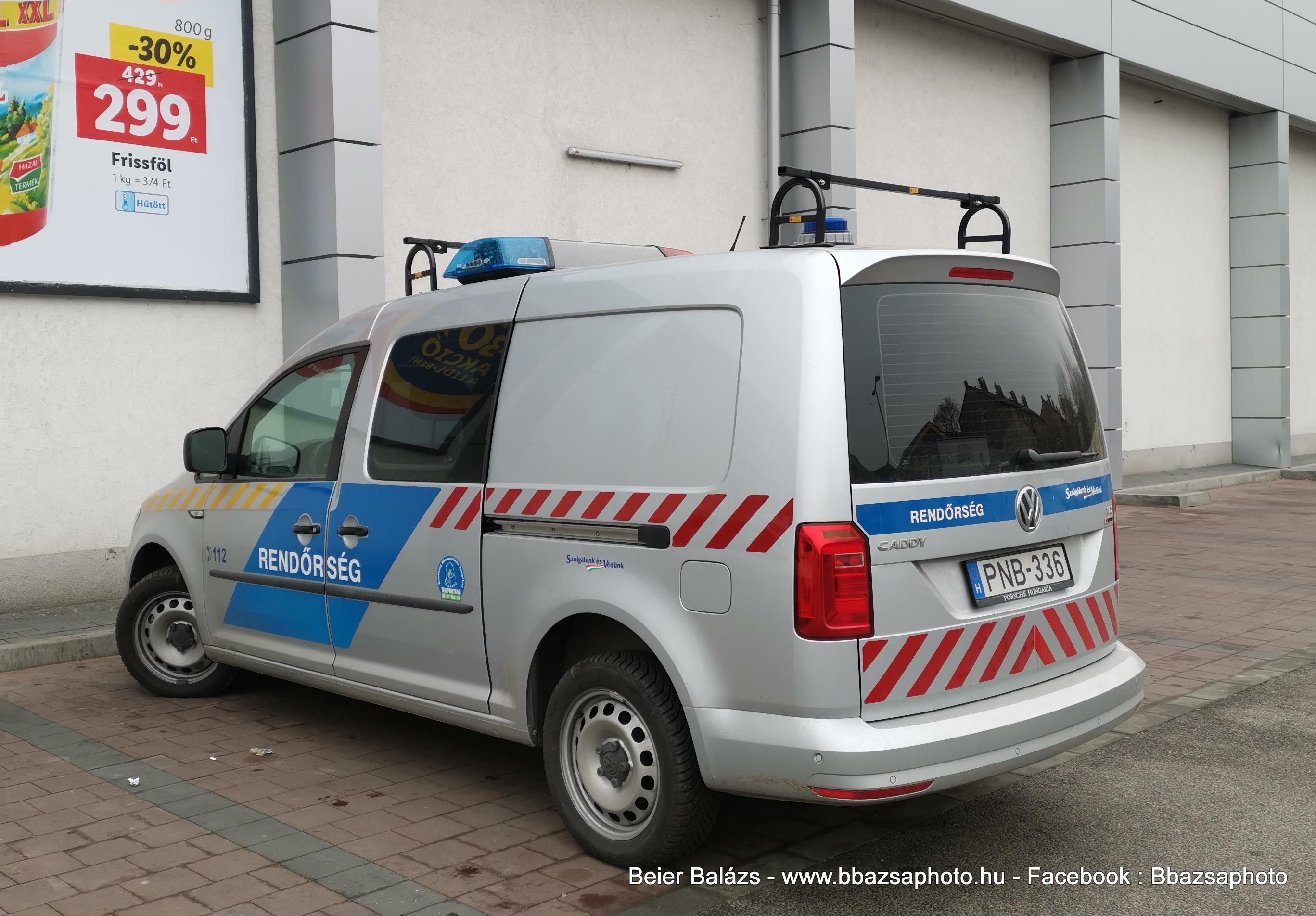 Volkswagen Caddy – KR – egyedi