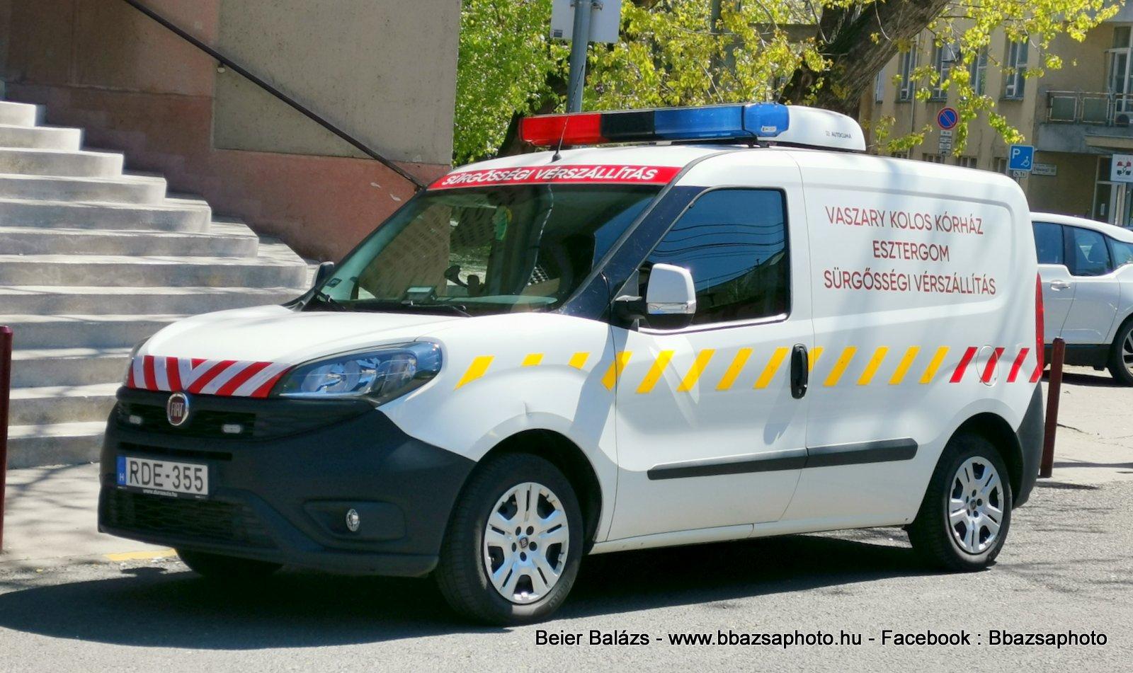 Fiat Doblo – Vaszary Kolos
