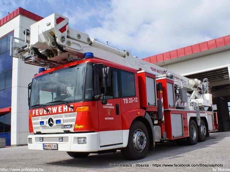 Mattersburg – Tűzoltóság
