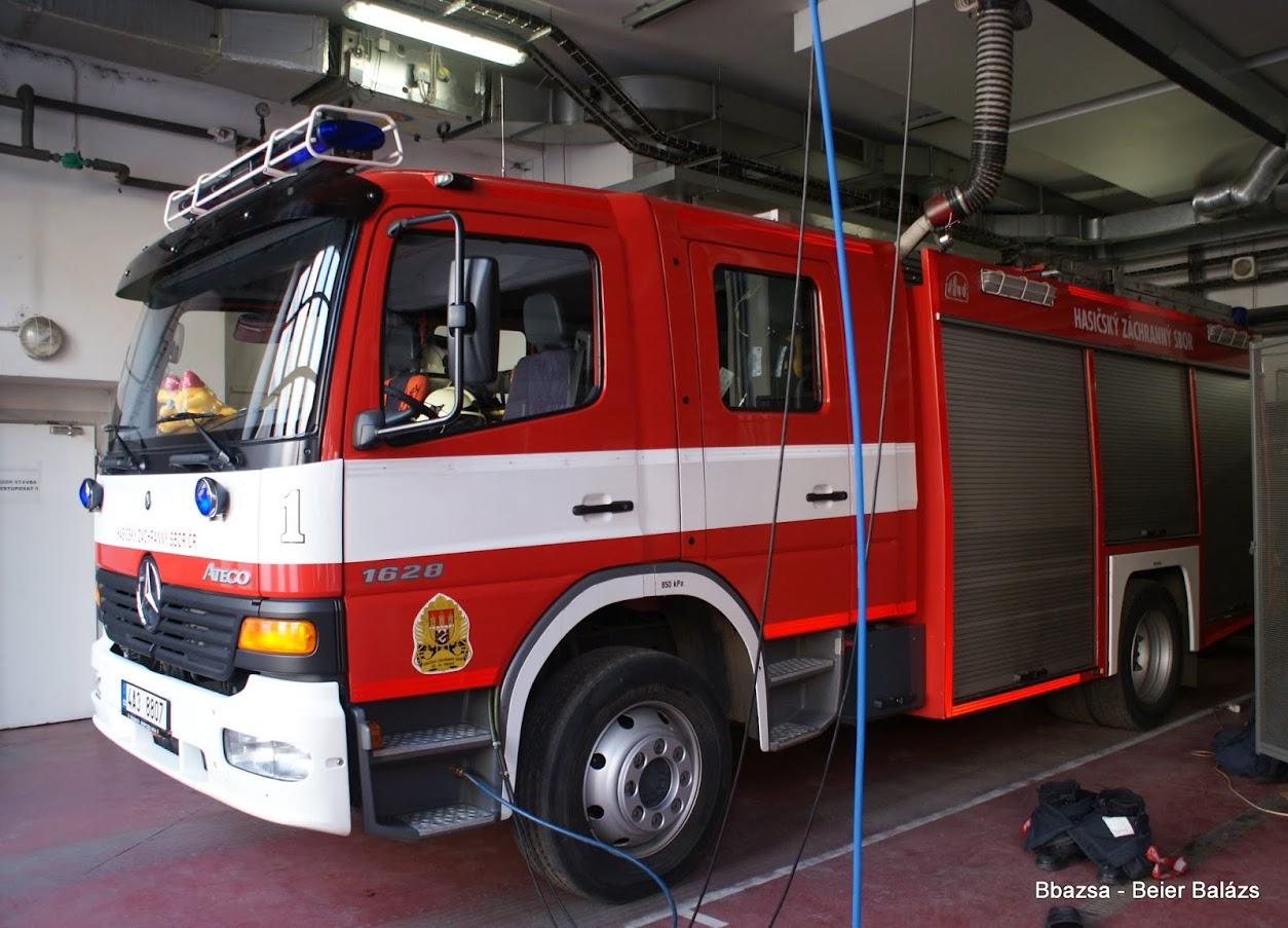 Prága – Tűzoltóság