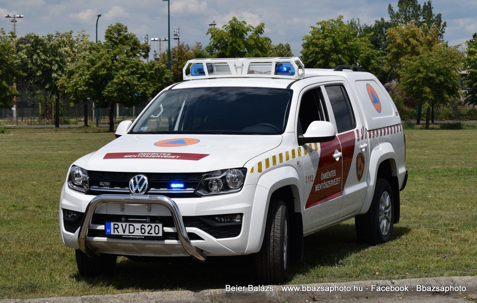 Volkswagen Amarok – Maxliner