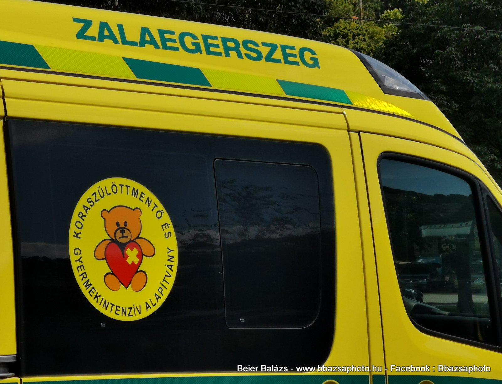 Mercedes Sprinter Profile – Zalaegerszeg