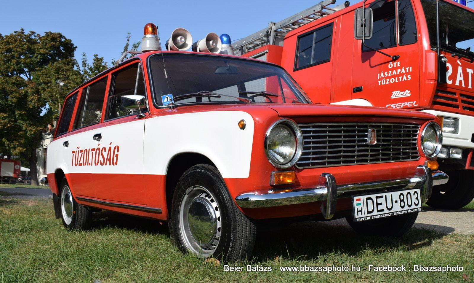 Lada VAZ 2102 – Életjel mentőcsoport