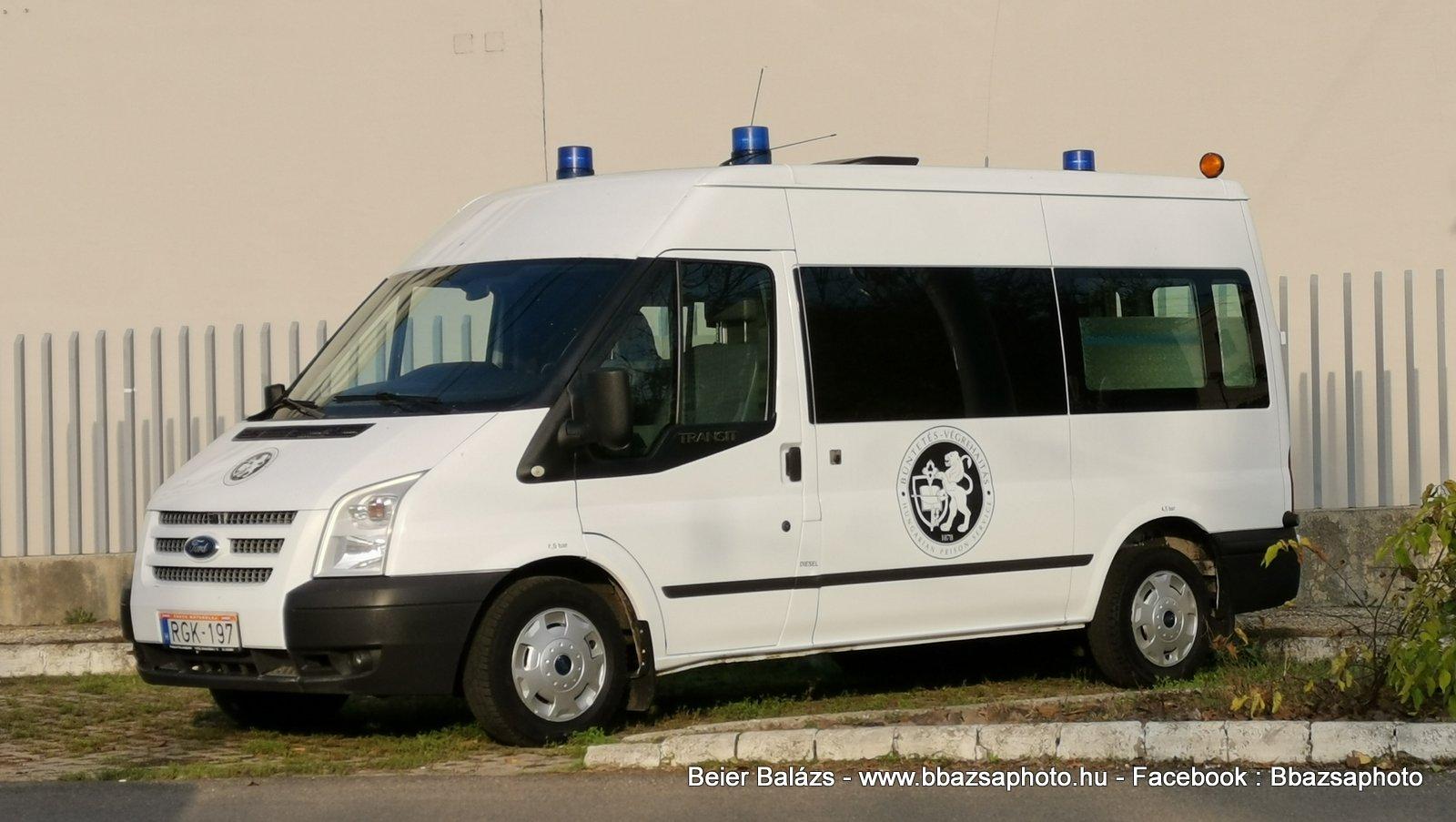 Ford Transit – BV mentő