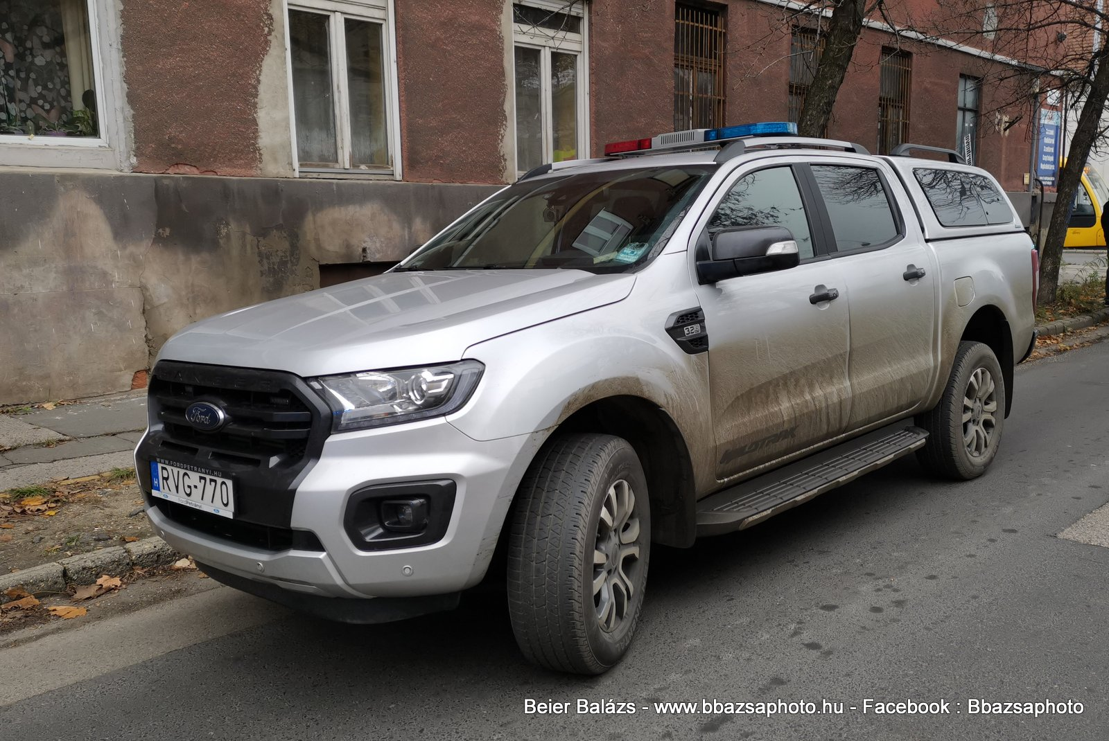 Ford Ranger – KMSZ