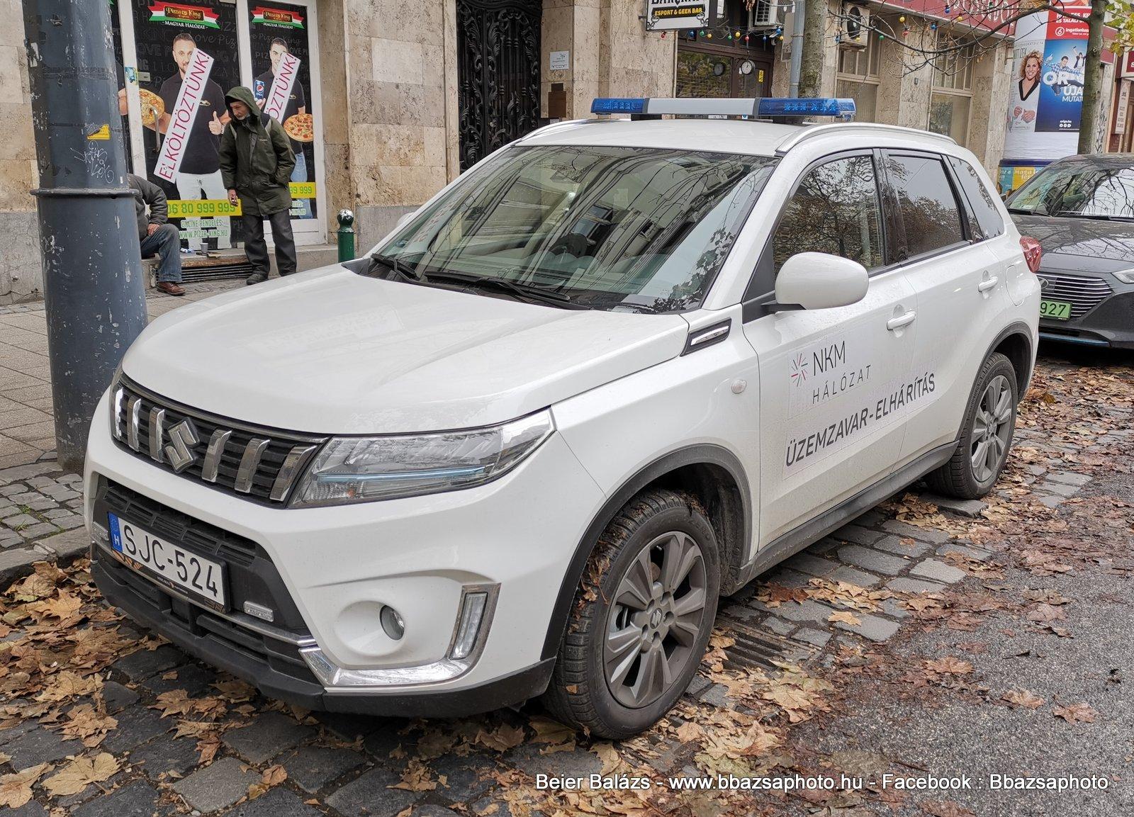 Suzuki Vitara NKM ex FŐGÁZ